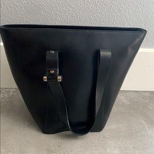 Furla Leather Bag 🖤🖤🖤